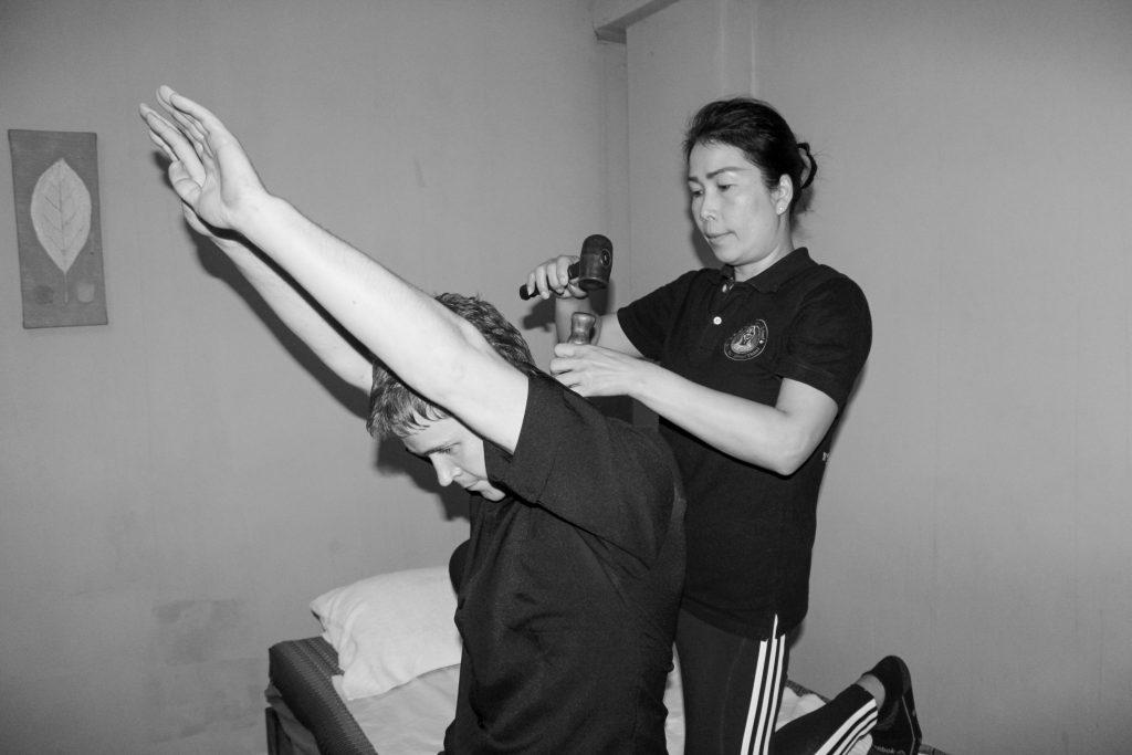 Thai Hammer Massage Tok Sen Warrington