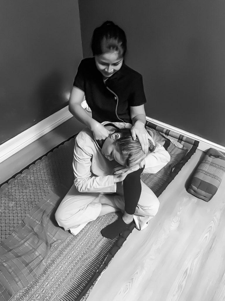 Traditional Thai Massage in Warrington
