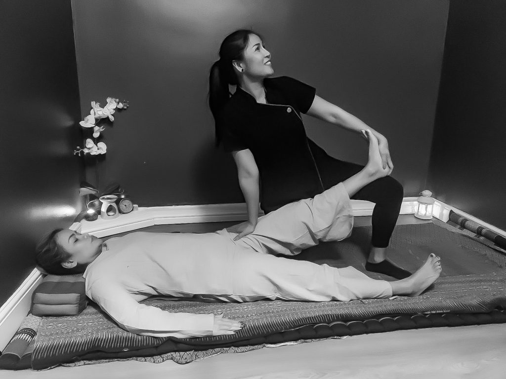 Thai Yoga Massage Warrington
