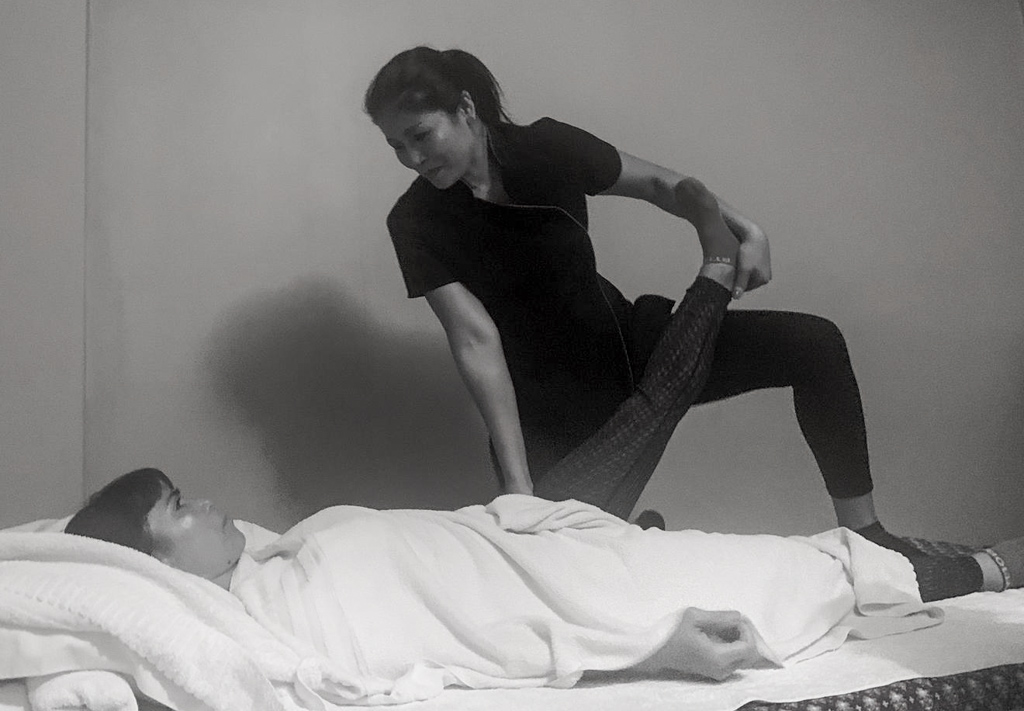 Thai Massage Skills Warrington