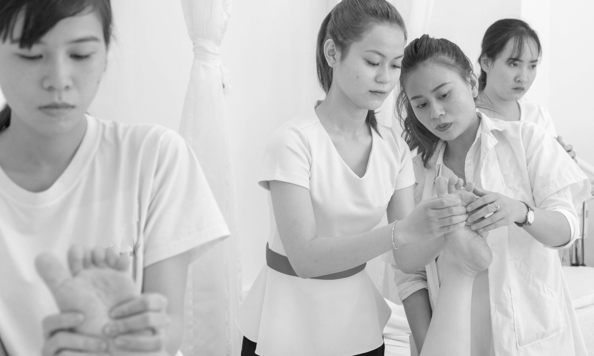thai massage careers warrington