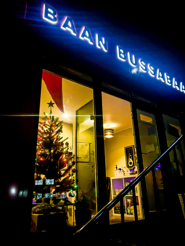 December at Baan Bussabaa - thai massage in warrington.